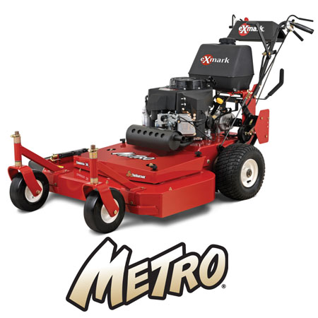 Exmark Metro 32 inch 5-Speed Belt Drive Mower