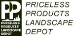 Priceless Products Landscape Depot Logo