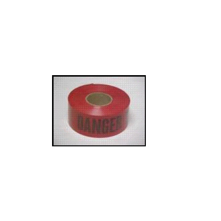 Workhorse Red Barricade Tape (DANGER)