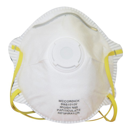 Workhorse N95 Mask (Exhalation Valve)