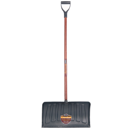 "Garant Trailblazer 21"" Poly Snow Pusher"