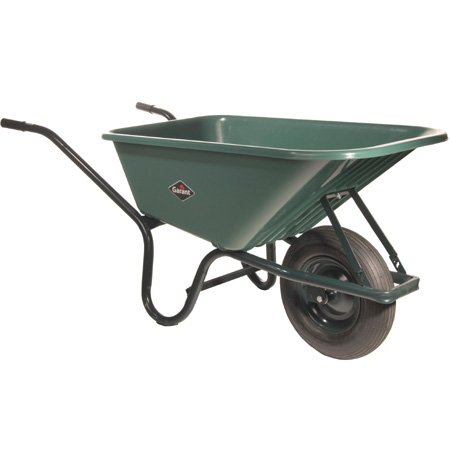 Garant 5 cu. ft. Poly Wheelbarrow
