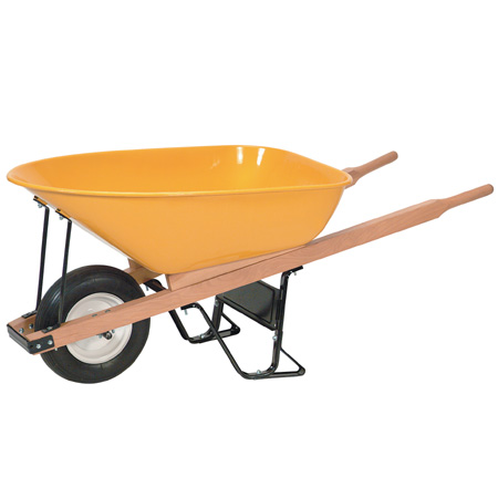 Garant Grizzly HD 6 cu. ft. Wheelbarrow