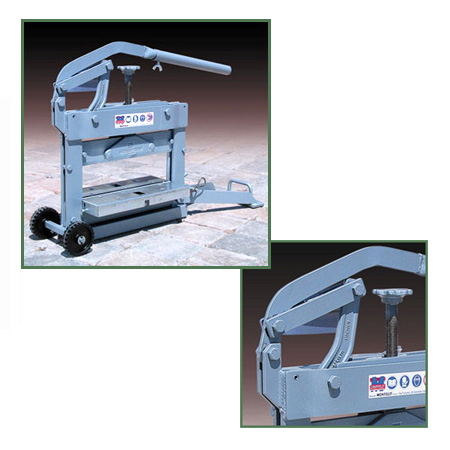 Montolit A04B- Paving Block Cutter