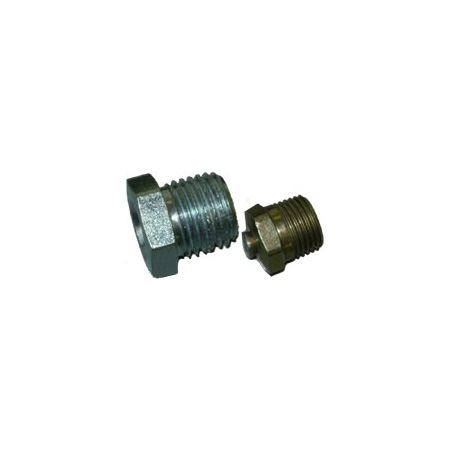 Pressure Relief Valve w/Bushing (Meyer)