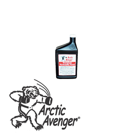 Arctic Avenger 1 Quart Low Temperature Hydraulic Fluid