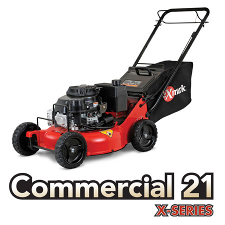 Exmark Commercial 21 X-Series