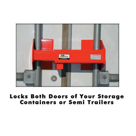 Heavy Duty Cargo Door Lock