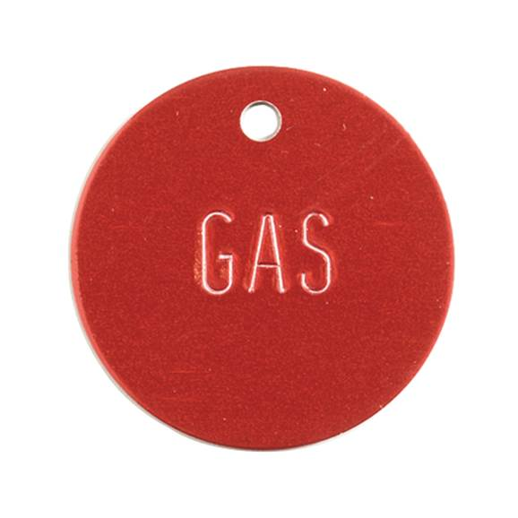 Fuel Identification Tags-Gas