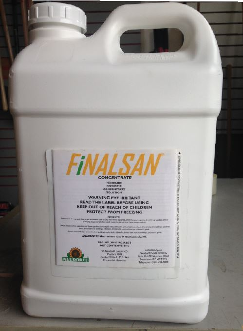 Finalsan 10L Domestic