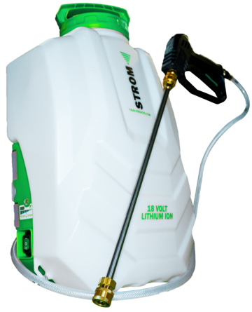 Strom QA101 18V Electric Backpack Sprayer