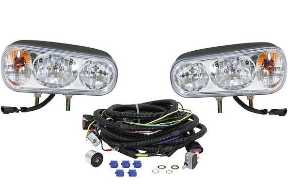 Universal Snowplow Light Kit