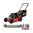 Exmark Commercial 21 X Series